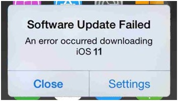 4 Soluciones para Corregir el Error al Actualizar Software de iPhone/iPad