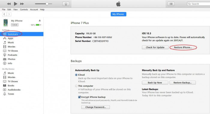 Awesome Solution: The iPhone Software Update Server Could Not Be