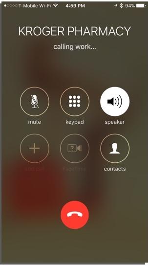 iphone扬声器无法工作 - 测试iphone随叫随到