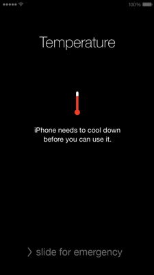 iphone 7 problems - iphone 7 overheating