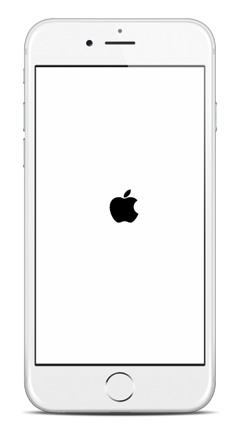 iphone 7 problems - stuck on apple logo