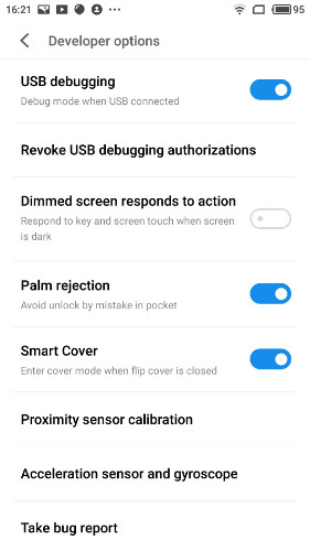How to Enable USB Debugging on Meizu Pro Smartphones?