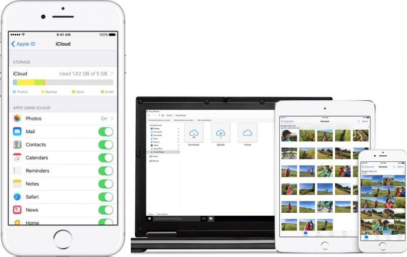 transfer ipad files using icloud