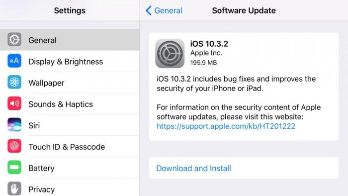 无线更新iphone软件