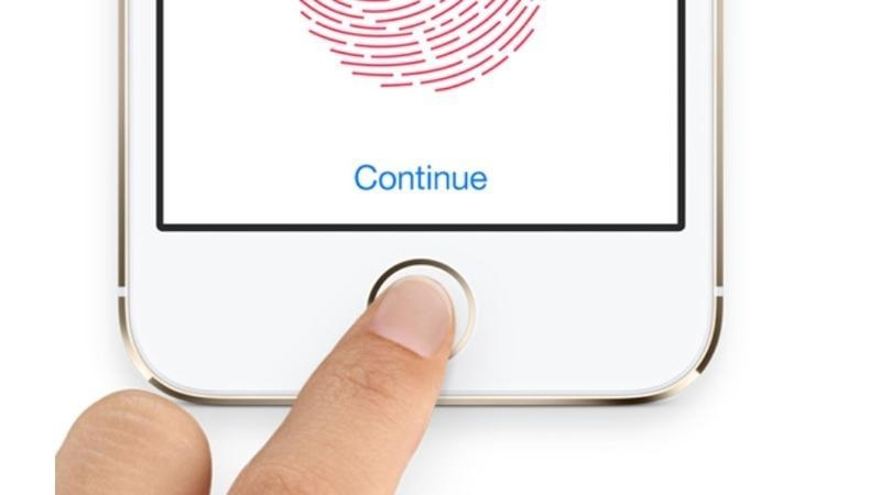 touch id failed-scan iphone touch id properly