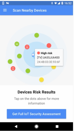 blueborn vulnerability results