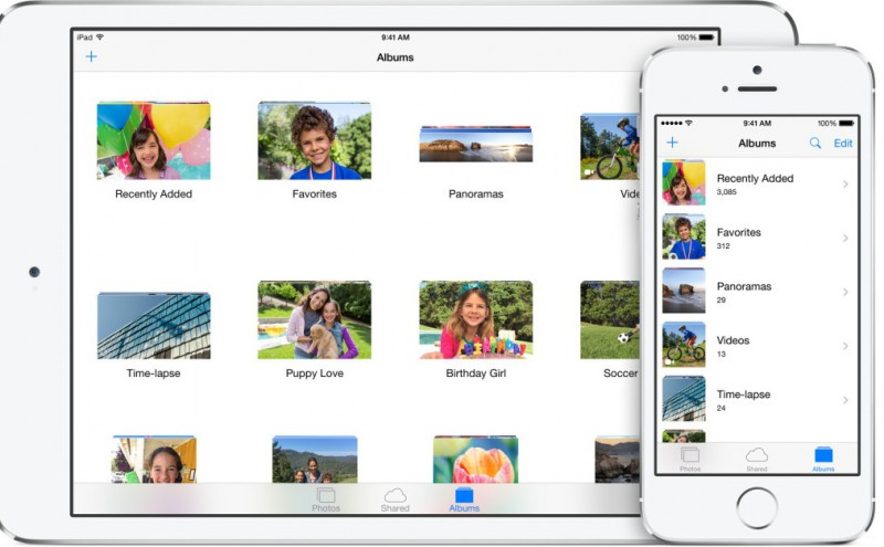 upload photos to icloud from iphone