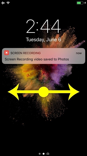 iphone锁屏与notification-ios 11通知新功能