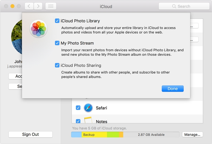 How to access a shared photo stream Use Shared Albums in Photos - Apple Support