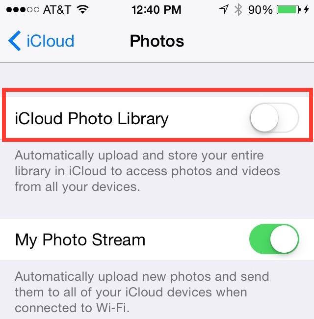 transférer des images de l'iphone à l'iphone