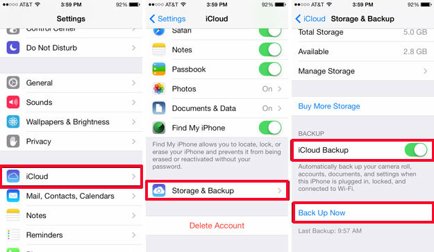 How to transfer messages from old iPhone to iPhone 8