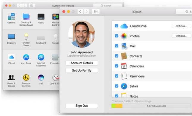 使用iCloud将照片从iPhone传输到Mac