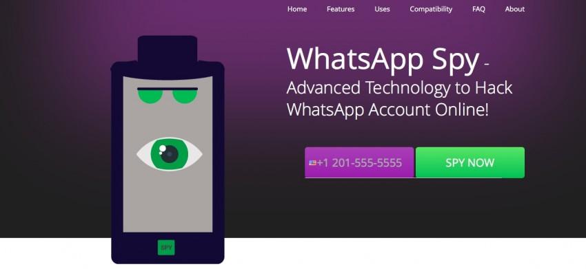 Spy any WhatsApp Contact