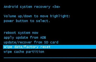 boot samsung phone in recovery mode