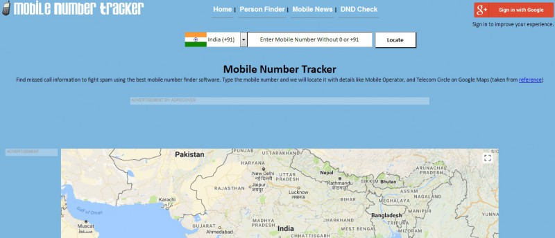 Top Free Mobile Number Tracker In Drfone - Mobile tracker map