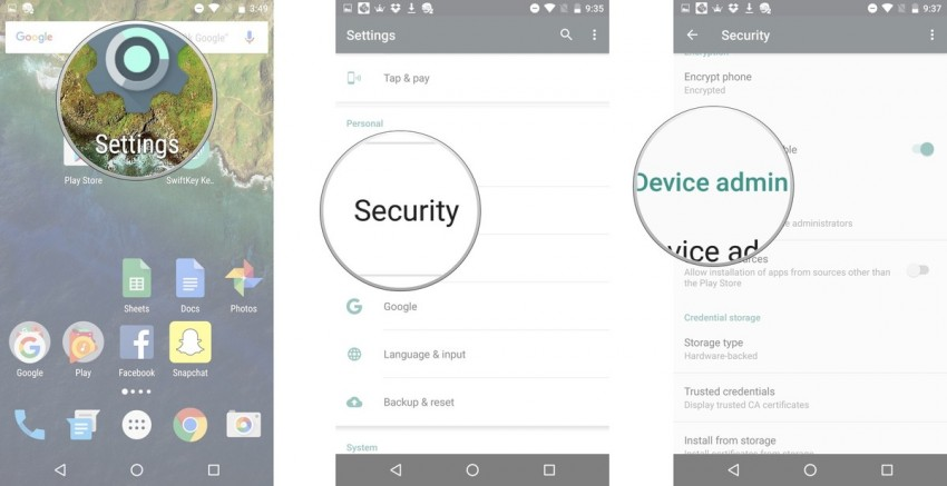 Track Lost Android Mobile Location with Google's ADM-install Find My Service