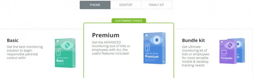 Track someone's Phone via mSpy-register the software