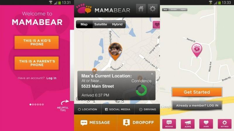iPhone Monitoring Software-MamaBear