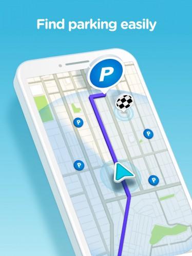 Car Locator Apps-Waze