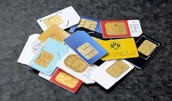 clone SIM card using IMSI and Ki number
