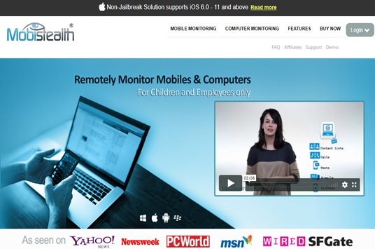 Skype hacker-Mobistealth