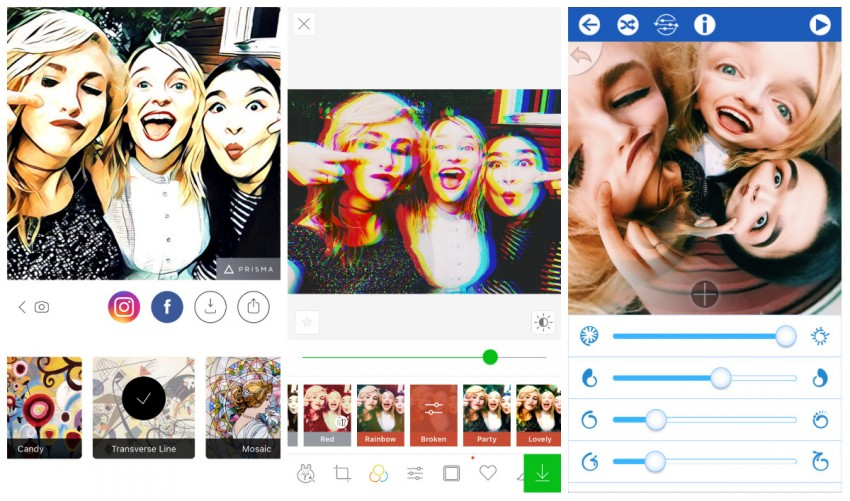 snapchat hack-Edit photos before re-uploading