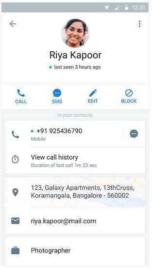phone number locator-Truecaller