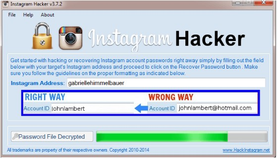 Top 6 Popular Instagram Password Crackers-How Easy It Is to Crack