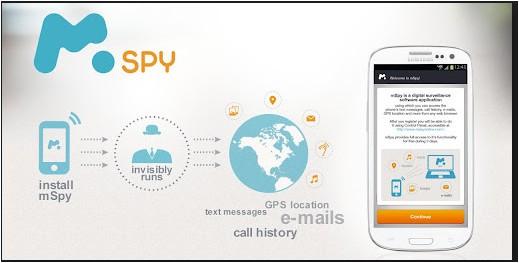 monitor Snapchat with mSpy