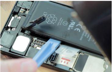 remplacer la batterie de l'iphone - étape 6