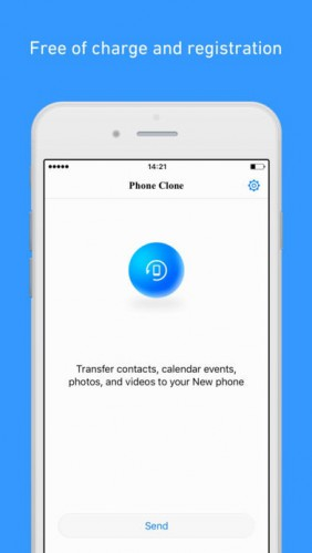phone clone for iphone