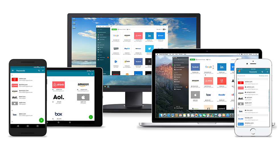Best Password Manager App-Dashlane