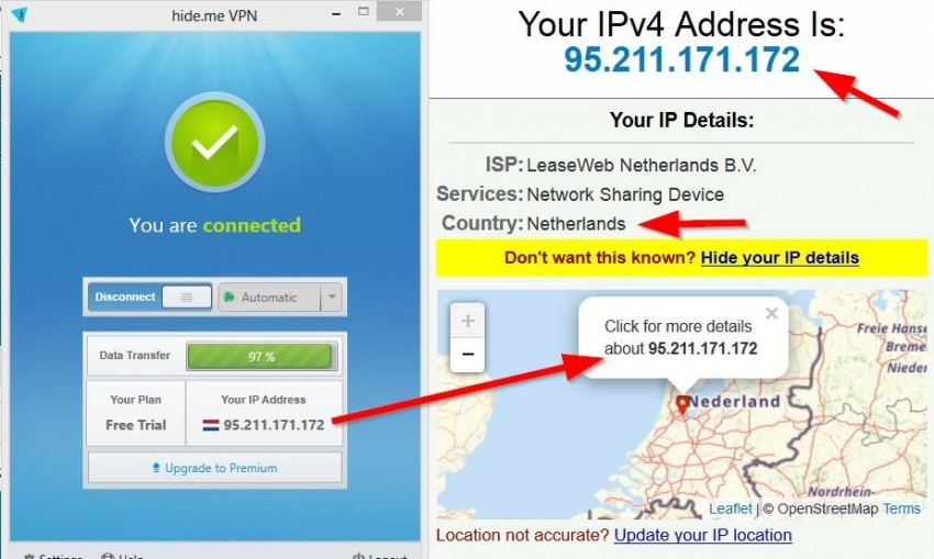 Cyberghost free premium apk | VPN Force by CyberGhost v1 5 0
