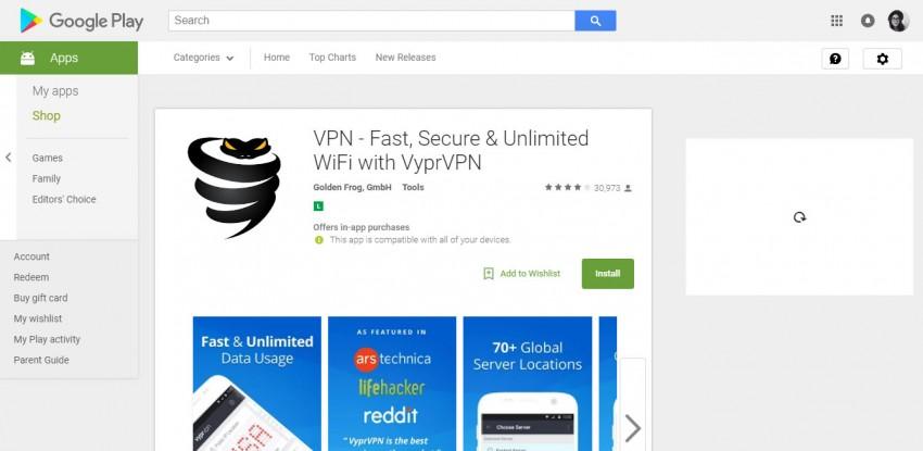 download and install vyprvpn