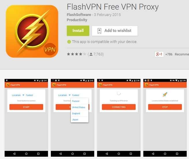 How To Use Flash Vpn And Its Best Alternatives Dr Fone
