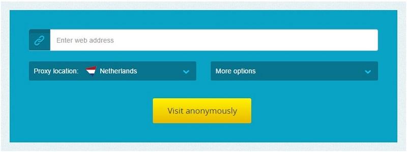 Free proxy sites europe