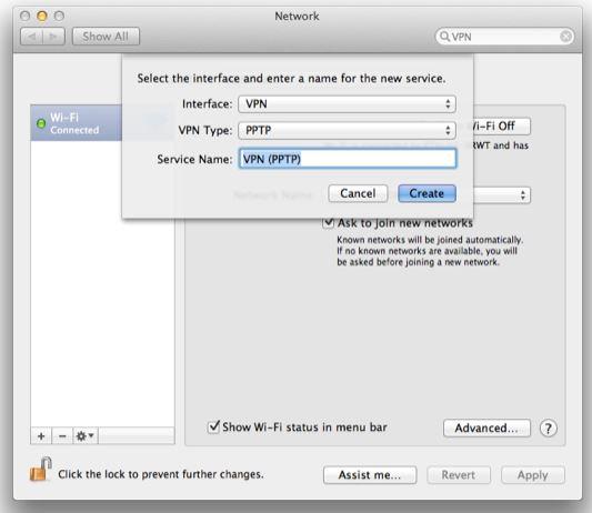 how to open ovpn on mac