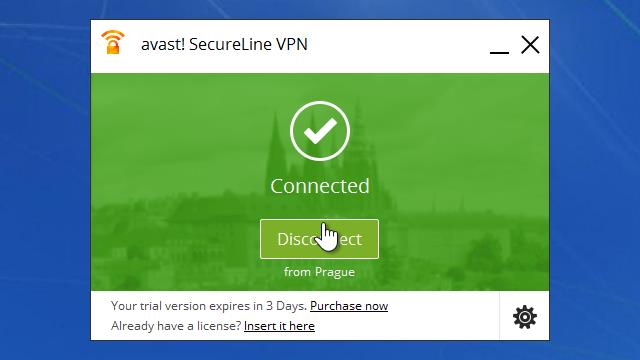 cant uninstall avast secureline