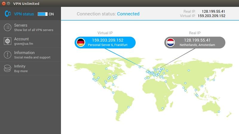 linux vpn - VPN Unlimited