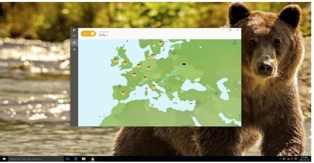 Tunnel bear VPN tool