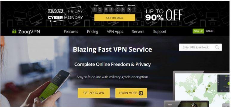free vpn tool Zoog VPN
