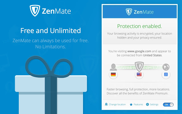 firefox vpn add-one - ZenMate Security & Privacy VPN