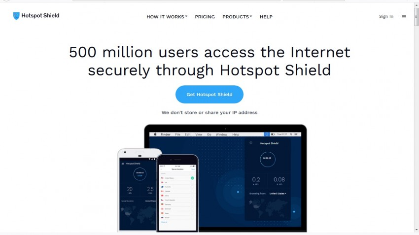hotspot shield vpn for netflix