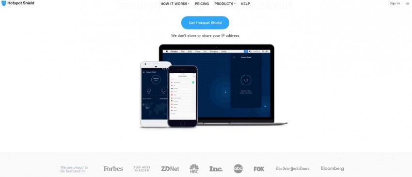personal vpn - hotspot shield vpn