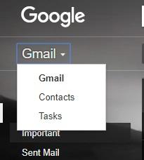 访问Gmail联系人