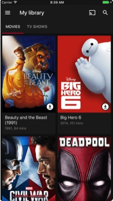 watch google play movies on ipad