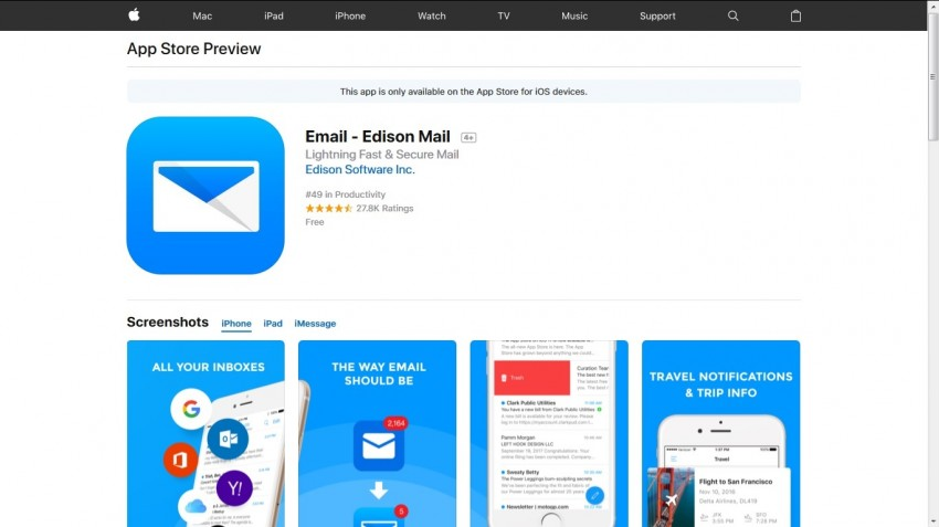 iphone file transfer with email
