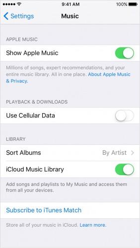 share iphone music through apple music
