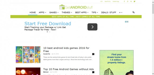 Top 20 Android App Download Websites