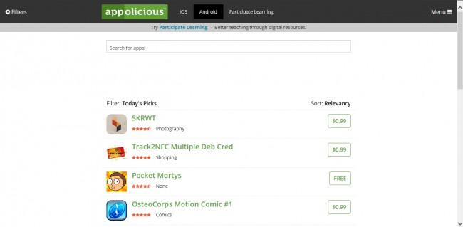 Top 20 Android App Download Websites